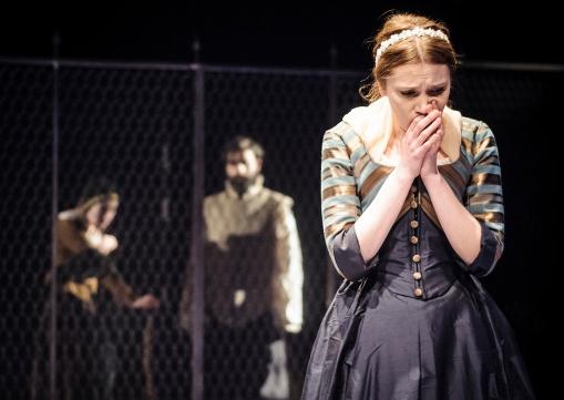 Grausis (Sonia Jalaly), Bassanes (Brian Tynan), Penthea (Ruby Thompson)