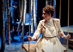Ferapont (George Kemp), Irina (Cassandra Gonzalez)