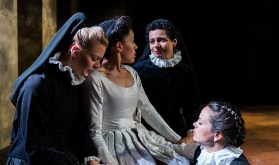 Margaret Curl (Lauren Dickenson), Mary (Aamira Challenger), Hannah Kennedy (Rebecca Banatvala), Rosamund (Abigail Arnold-Ochs)