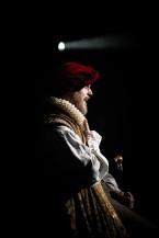 Cymbeline (Josh Hussellbee). Photo by Cameron Harle