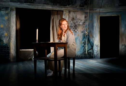 Innogen (Briony Farrell). Photo by Patrick Baldwin